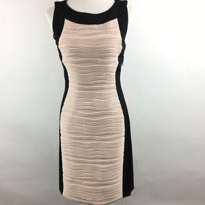 Calvin Klein wear to work stretchy sheath dress 10